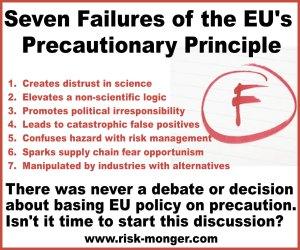 7 failures of precaution