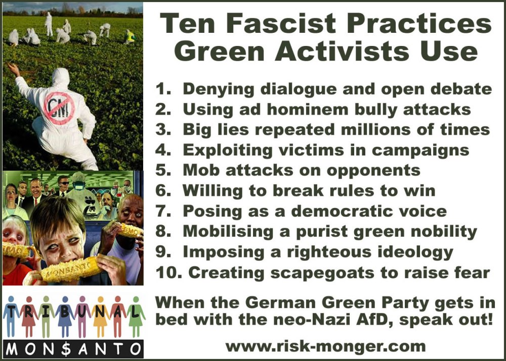 green fascists
