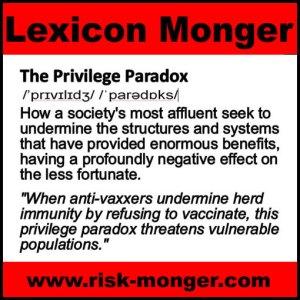 Privilege Paradox