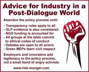 post-dialogue advice