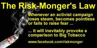 Risk-Monger's Law
