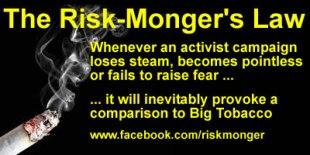 Risk-Monger's Law