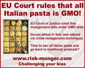 Ban pasta