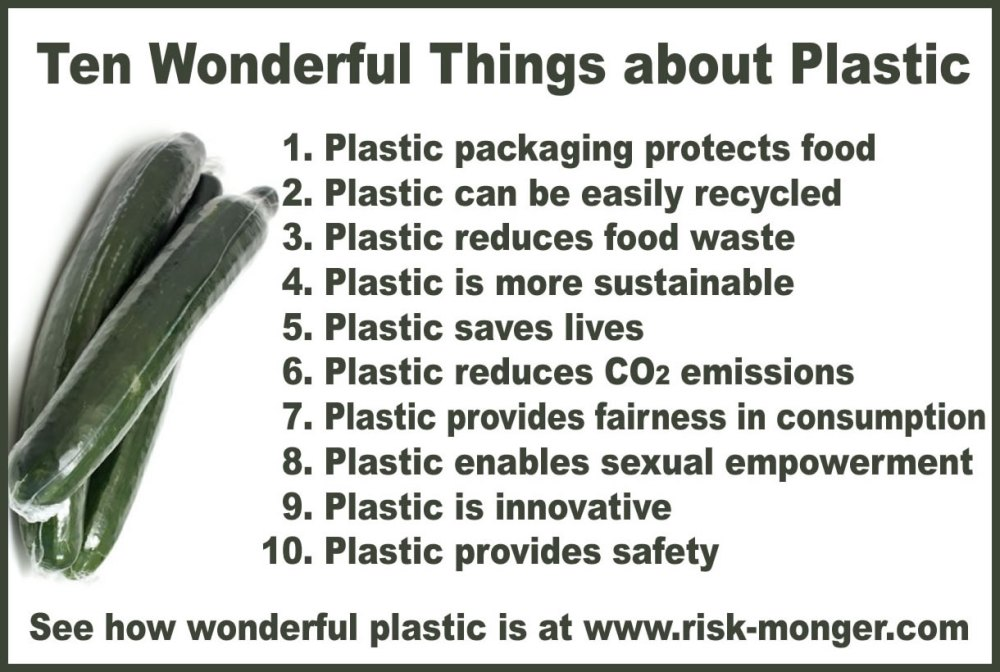 10 Wonderful things about plastic
