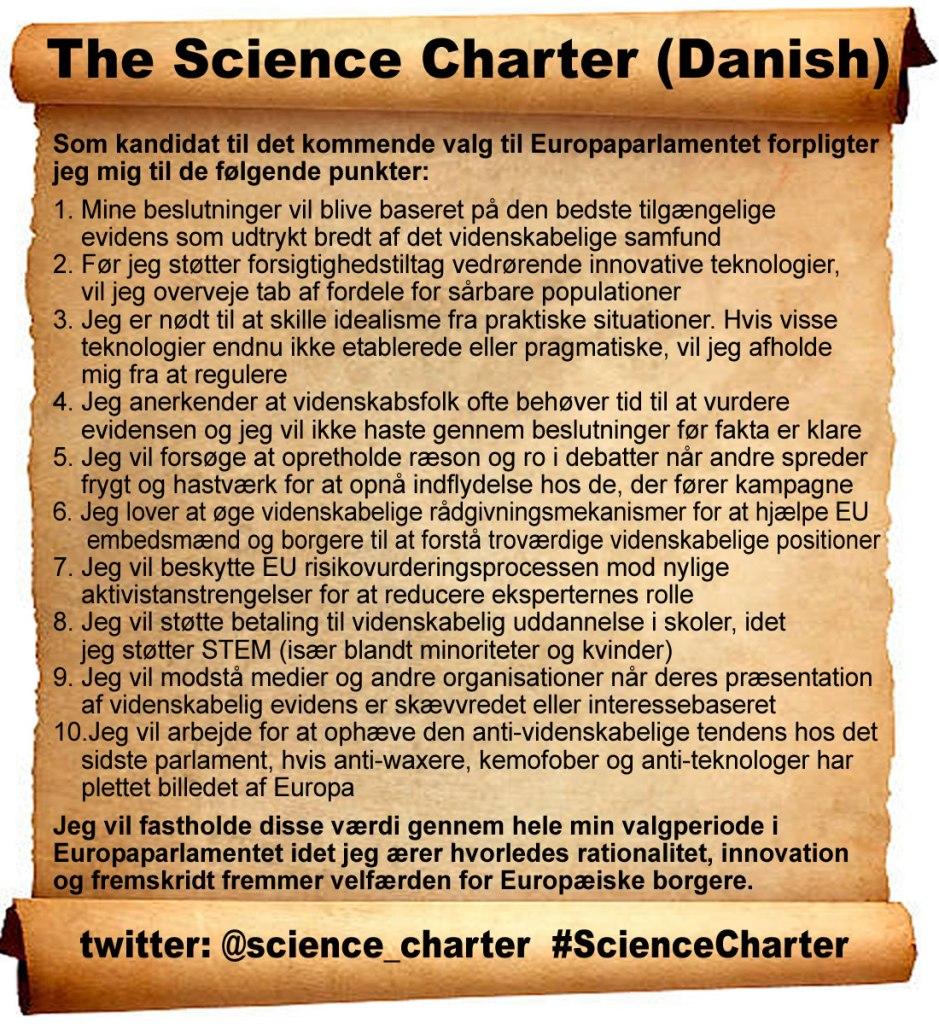 Danish Charter