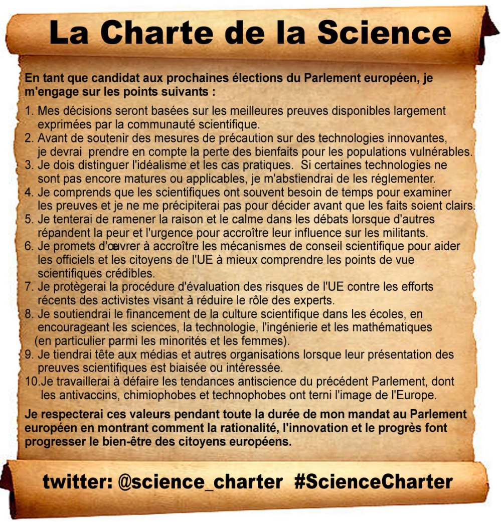 French Charter