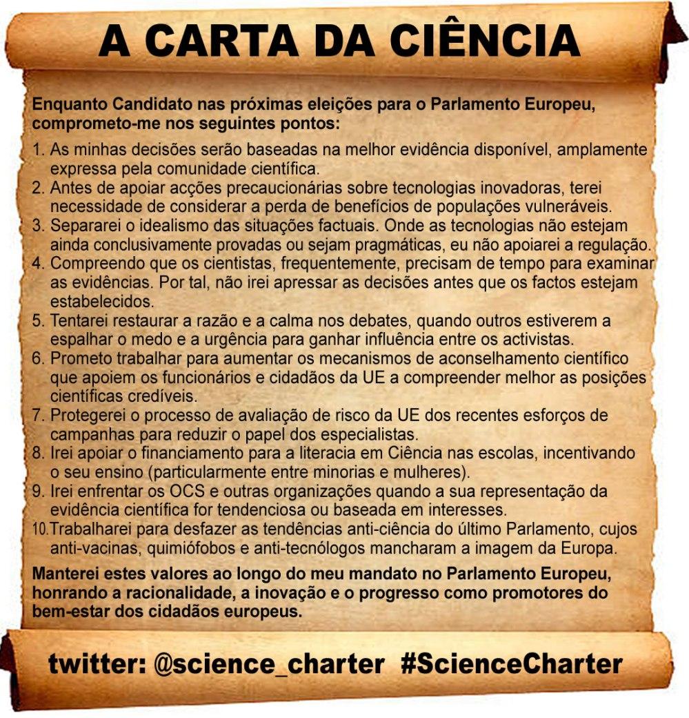 Portuguese Charter