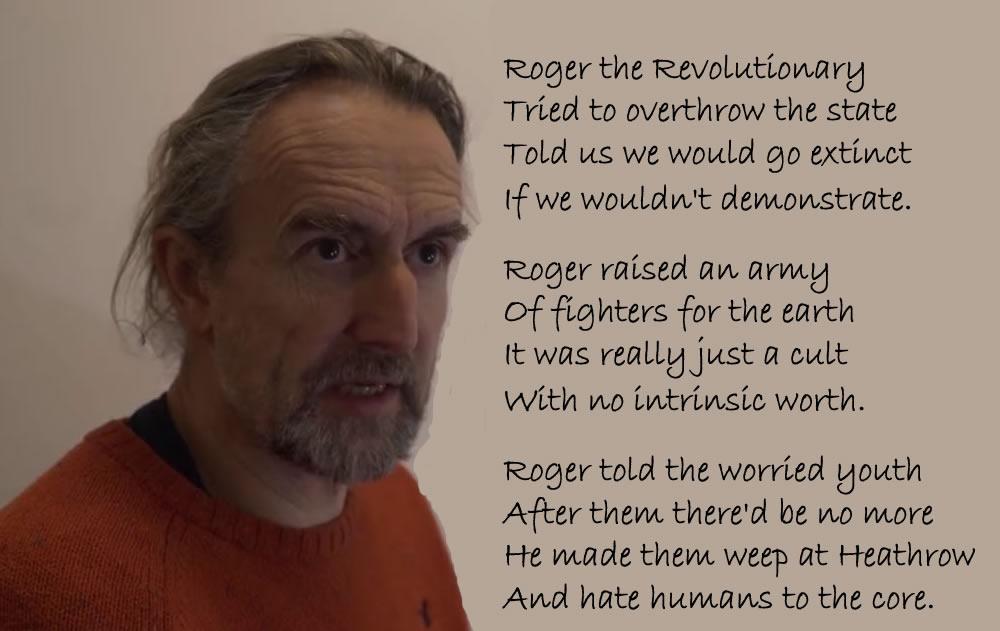 Roger the Revolutionary pt 1