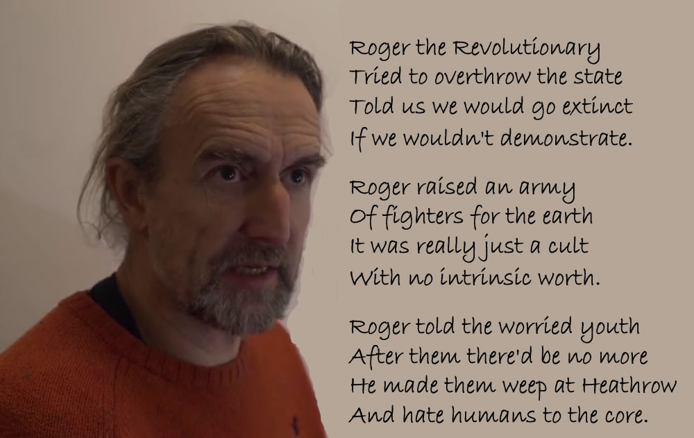 Roger the Revolutionary pt 1